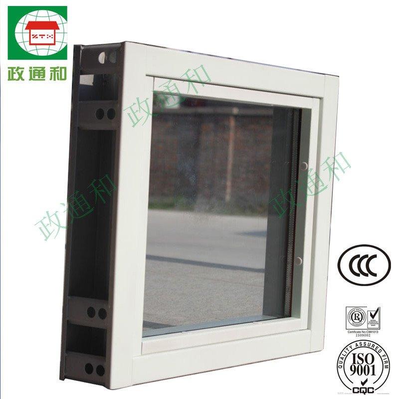 Steel Fixed Windows : H metal steel fixed fire rated glass window